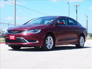 2016 Chrysler 200 for sale in Round Rock, TX