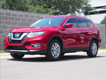 2017 Nissan Rogue for sale in Round Rock, TX