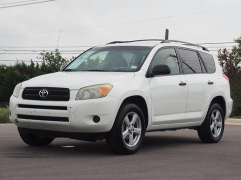 2007 Toyota RAV4 for sale in Round Rock, TX