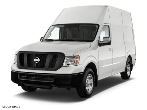 2017 Nissan NV Cargo for sale in Round Rock, TX