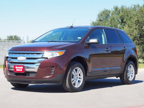2012 Ford Edge for sale in Round Rock, TX