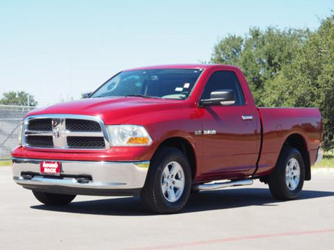 2010 Dodge Ram Pickup 1500 for sale in Round Rock, TX