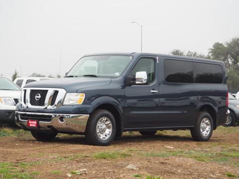 Nissan Nv Passenger For Sale >> Nissan Nv Passenger For Sale In Modesto Ca Carsforsale Com