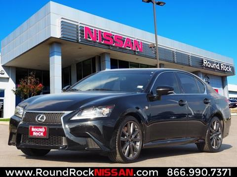 2014 Lexus GS 350 for sale in Round Rock, TX