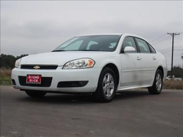 2011 Chevrolet Impala for sale in Round Rock, TX