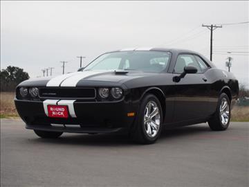 2014 Dodge Challenger for sale in Round Rock, TX