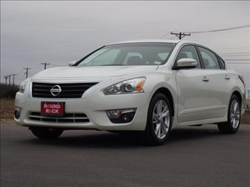 2015 Nissan Altima for sale in Round Rock, TX