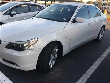 2004 BMW 5 Series for sale in Round Rock, TX