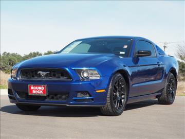 2014 Ford Mustang for sale in Round Rock, TX