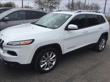 2014 Jeep Cherokee for sale in Round Rock, TX
