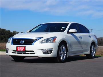 2013 Nissan Altima for sale in Round Rock, TX