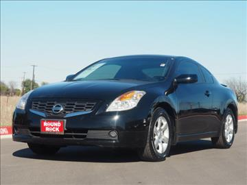 2008 Nissan Altima for sale in Round Rock, TX