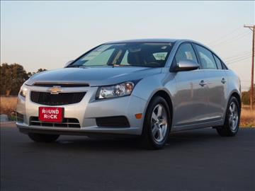 2014 Chevrolet Cruze for sale in Round Rock, TX