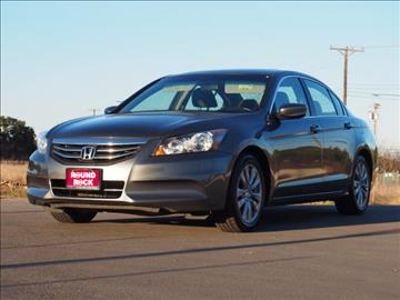 2012 Honda Accord for sale in Round Rock, TX