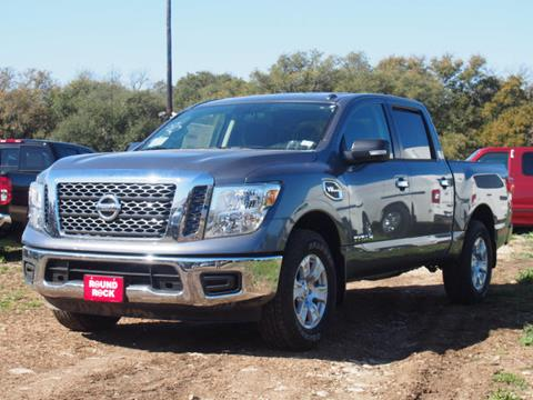 2017 Nissan Titan for sale in Round Rock, TX
