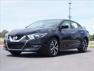 2017 Nissan Maxima for sale in Round Rock, TX