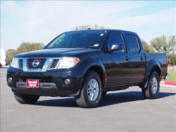 2014 Nissan Frontier for sale in Round Rock, TX