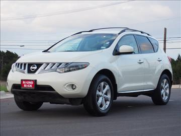 2010 Nissan Murano for sale in Round Rock, TX