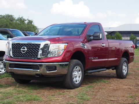 2017 Nissan Titan XD for sale in Round Rock, TX
