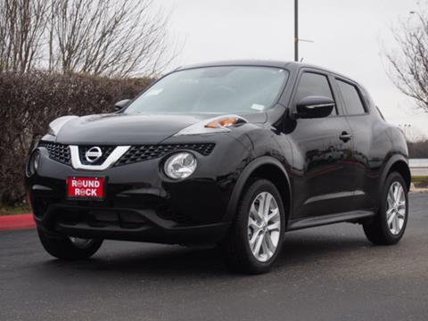 2017 Nissan JUKE for sale in Round Rock, TX