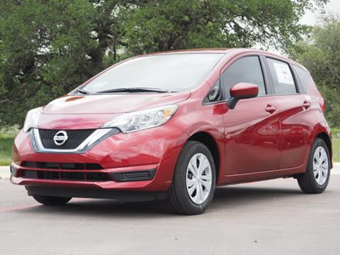2017 Nissan Versa Note for sale in Round Rock, TX