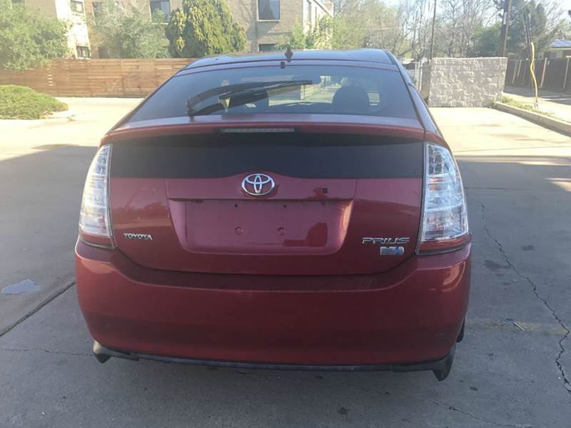 2008 Toyota Prius 4dr Hatchback In Denver CO - Rehoboth Auto