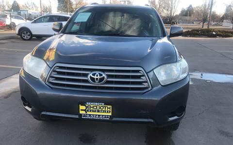 2010 Toyota Highlander for sale in Denver, CO
