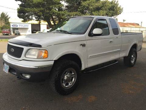 2000 Ford F-150 for sale at Xtreme Truck Sales in Woodburn OR