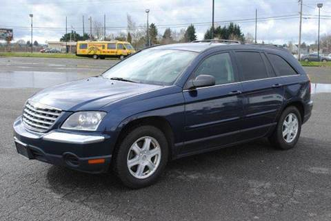 2005 Chrysler Pacifica for sale at Xtreme Truck Sales in Woodburn OR