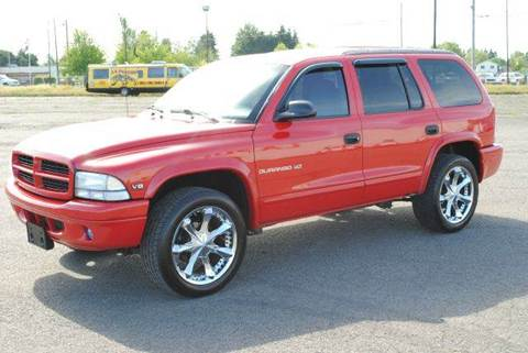 2000 Dodge Durango for sale at Xtreme Truck Sales in Woodburn OR