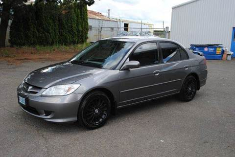 2005 Honda Civic for sale at Xtreme Truck Sales in Woodburn OR