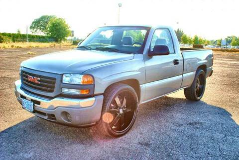 2006 GMC Sierra 1500 for sale at Xtreme Truck Sales in Woodburn OR