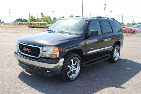 2005 GMC Yukon for sale at Xtreme Truck Sales in Woodburn OR