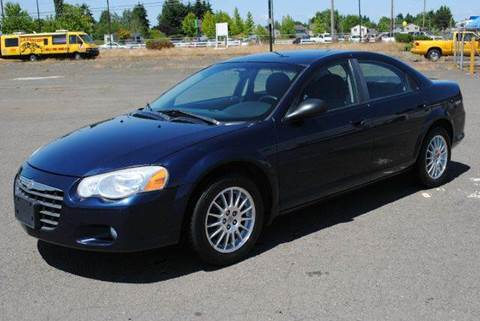 2006 Chrysler Sebring for sale at Xtreme Truck Sales in Woodburn OR