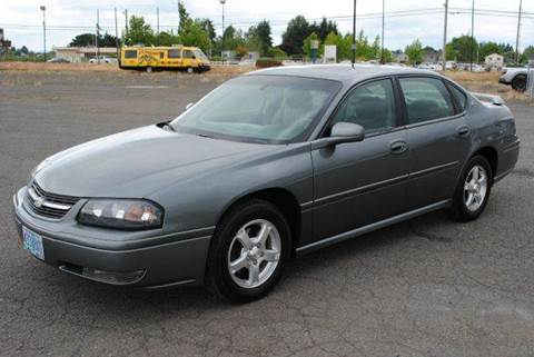 2005 Chevrolet Impala for sale at Xtreme Truck Sales in Woodburn OR