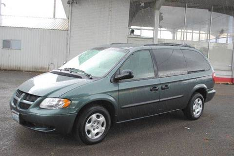 2003 Dodge Grand Caravan for sale at Xtreme Truck Sales in Woodburn OR