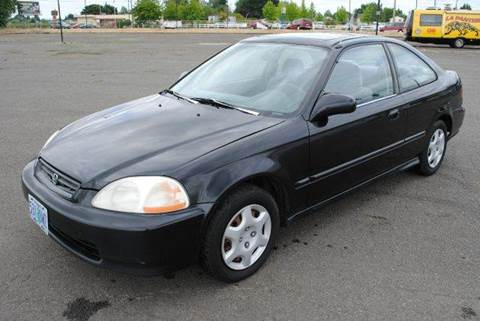 1998 Honda Civic for sale at Xtreme Truck Sales in Woodburn OR