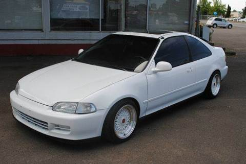 1995 Honda Civic for sale at Xtreme Truck Sales in Woodburn OR