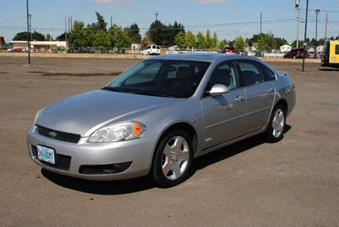2006 Chevrolet Impala for sale at Xtreme Truck Sales in Woodburn OR