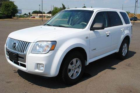 2008 Mercury Mariner for sale at Xtreme Truck Sales in Woodburn OR