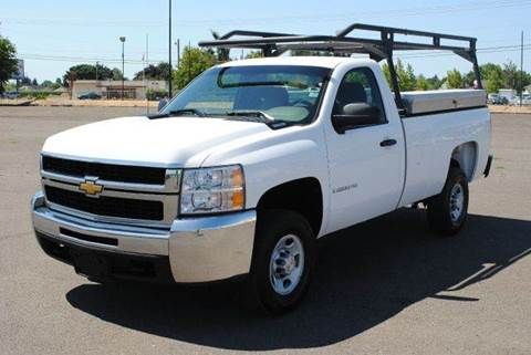 2008 Chevrolet Silverado 2500 for sale at Xtreme Truck Sales in Woodburn OR