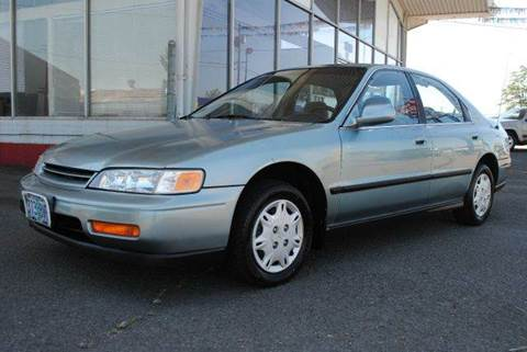 1995 Honda Accord for sale at Xtreme Truck Sales in Woodburn OR