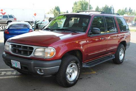 2000 Ford Explorer for sale at Xtreme Truck Sales in Woodburn OR