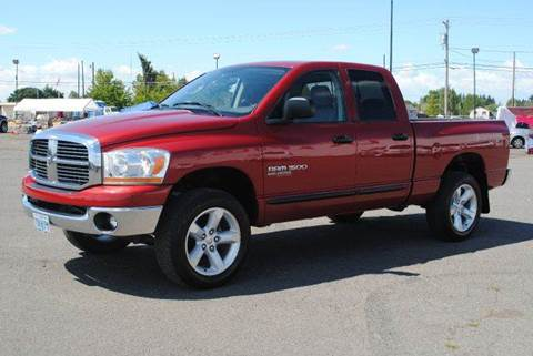2006 Dodge Ram Pickup 1500 for sale at Xtreme Truck Sales in Woodburn OR