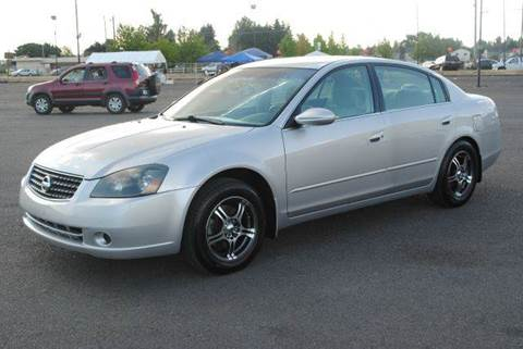 2005 Nissan Altima for sale at Xtreme Truck Sales in Woodburn OR