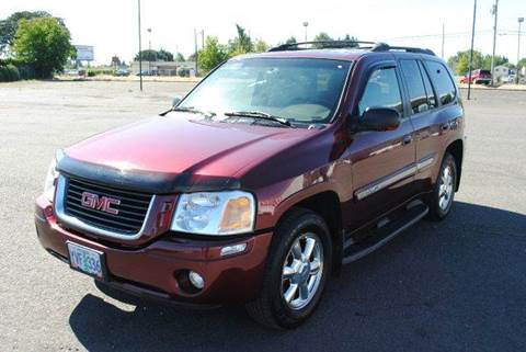 2002 GMC Envoy for sale at Xtreme Truck Sales in Woodburn OR