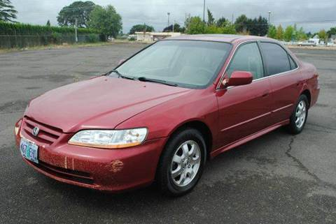 2001 Honda Accord for sale at Xtreme Truck Sales in Woodburn OR