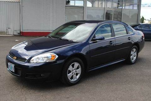 2011 Chevrolet Impala for sale at Xtreme Truck Sales in Woodburn OR