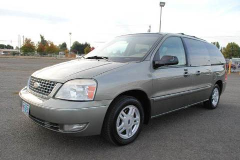 2005 Ford Freestar for sale at Xtreme Truck Sales in Woodburn OR