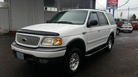 2000 Ford Expedition for sale at Xtreme Truck Sales in Woodburn OR
